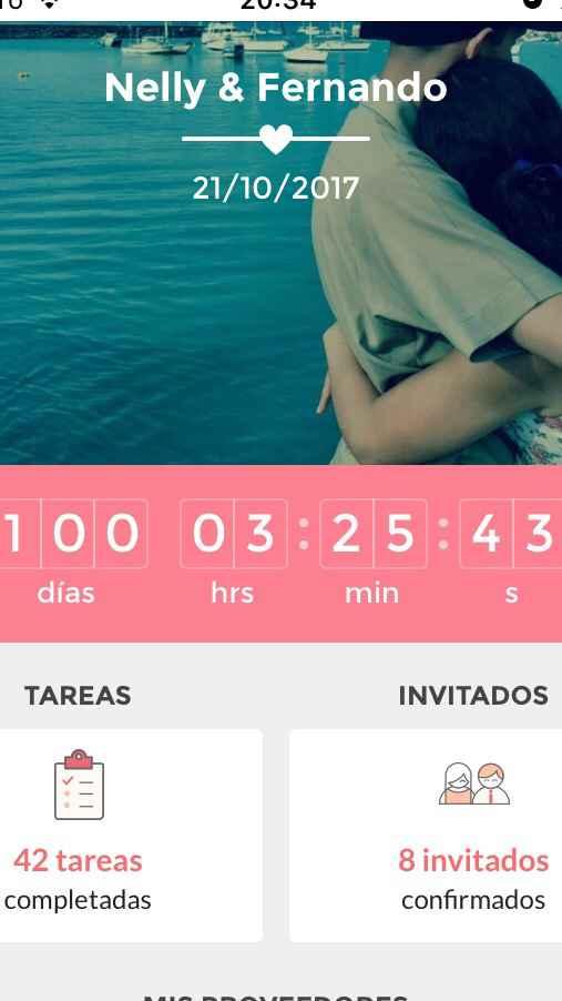 A 100 días exactamente!!! 😊🎉🎉 y la historia de mis aros 💍 - 1