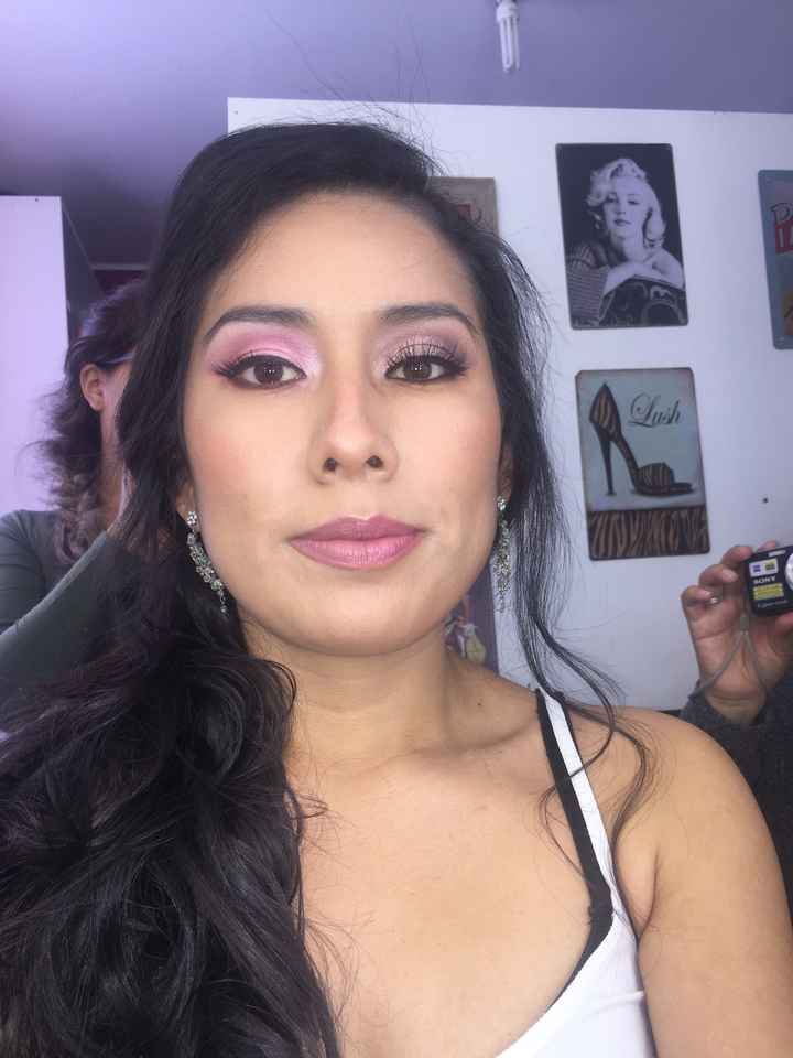Prueba de maquillaje-marilia make up - 1