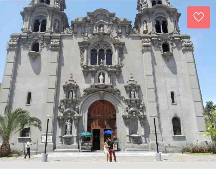 ¿En qué iglesia te casas? 💒 - 1