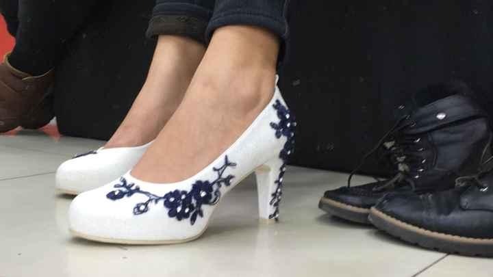 Mis zapatos check!! - 1