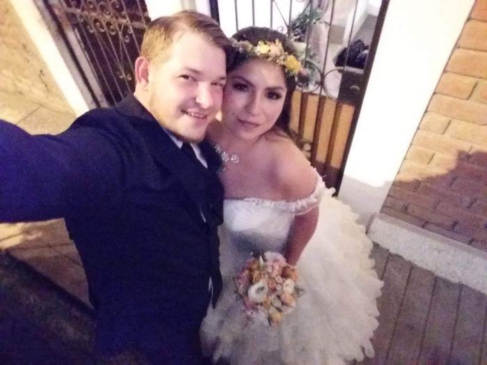 Me casé ❤️ - 1