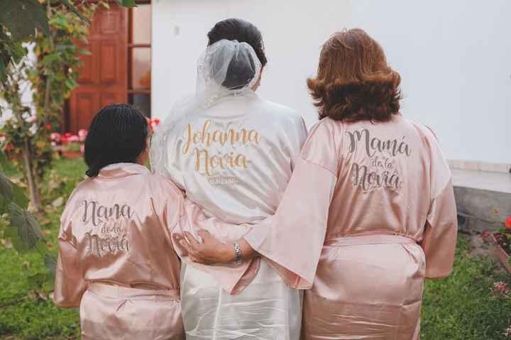 Entre novias
