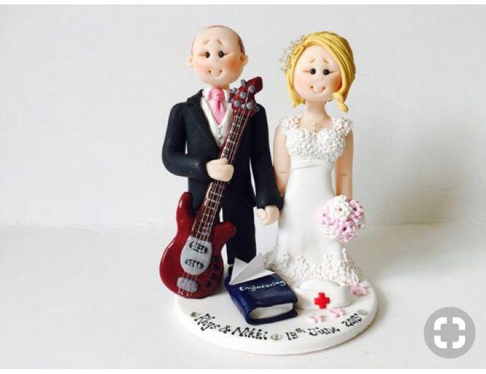 Torta Personalizada: Musico e Ingeniero 4