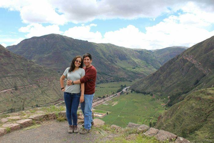 La historia de amor de Indira & Fernando - 1