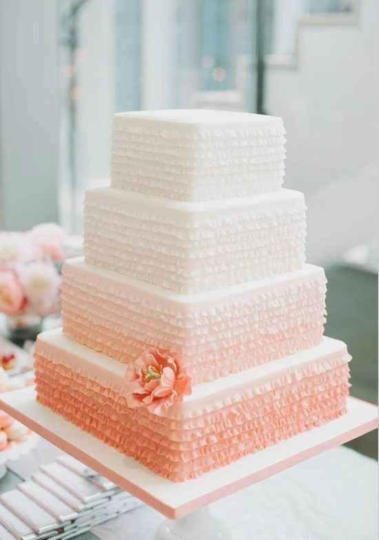 Pastel de bodas - 2
