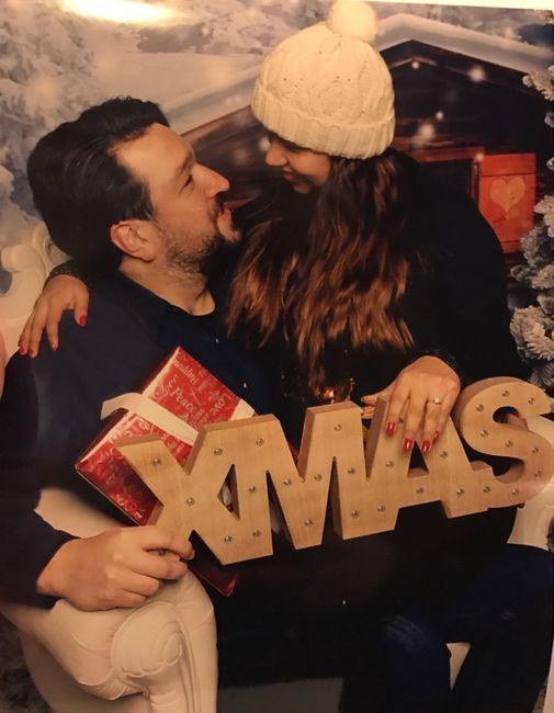 ¿Tu primera Navidad como casados o la última como novios? - 1