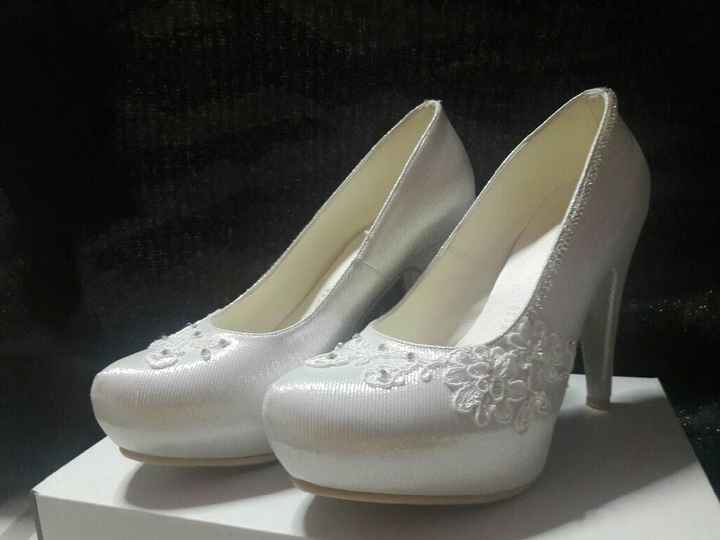 Mis zapatos de novia!!! - 1
