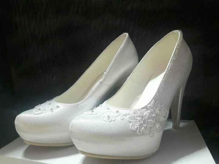 Mis zapatos de novia!!! - 3