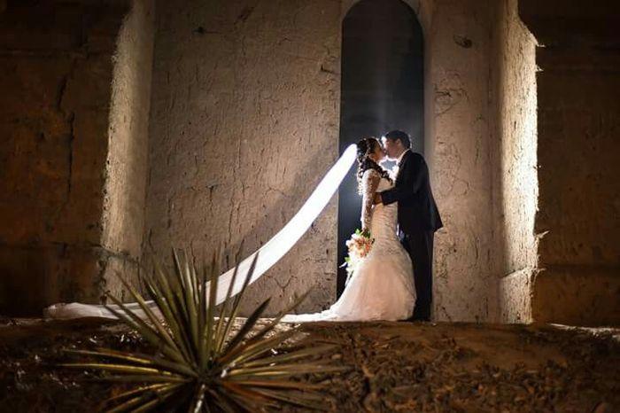 Nuestro segundo mes de casados... j & r 1