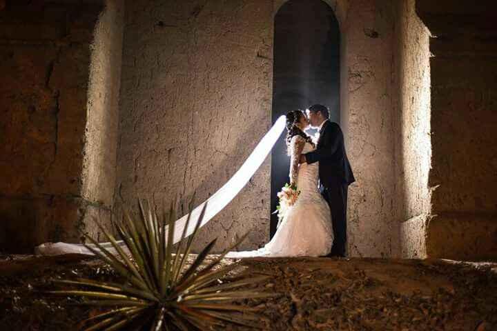 Nuestro segundo mes de casados... j & r - 1