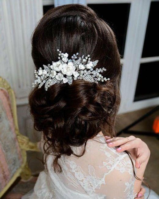 6 preguntas sobre tu peinado: ¿Corona de flores o tocado? 4