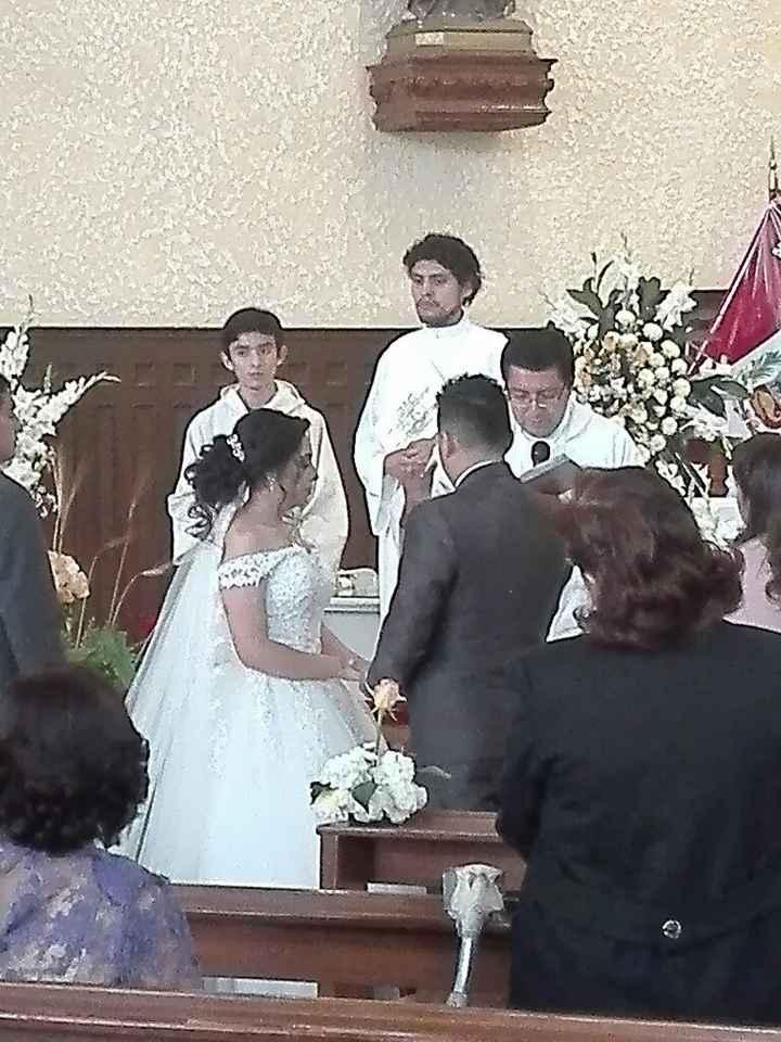 Fotos no oficiales de mi matrimonio - 5