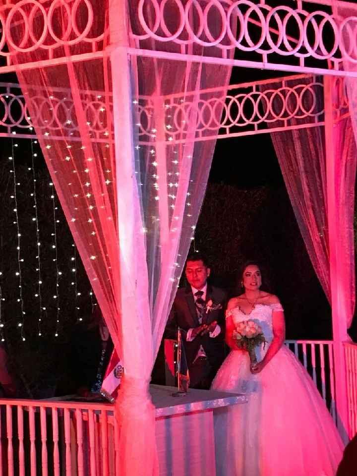 Fotos no oficiales de mi matrimonio - 10