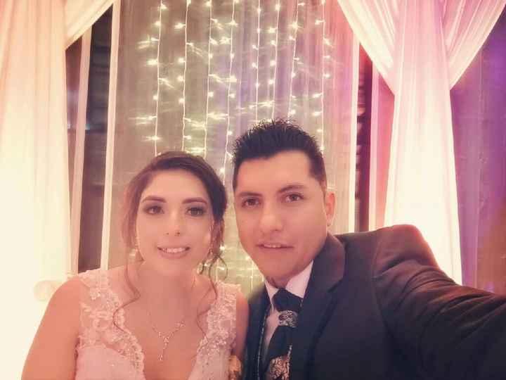 Fotos no oficiales de mi matrimonio - 12
