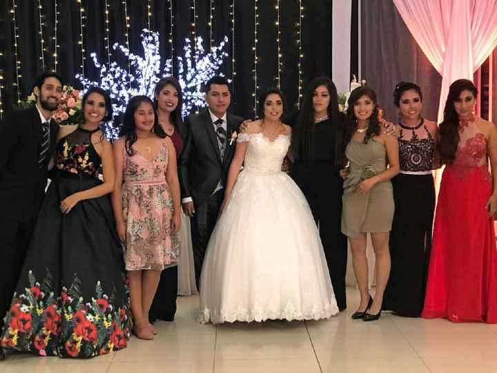 Fotos no oficiales de mi matrimonio - 13