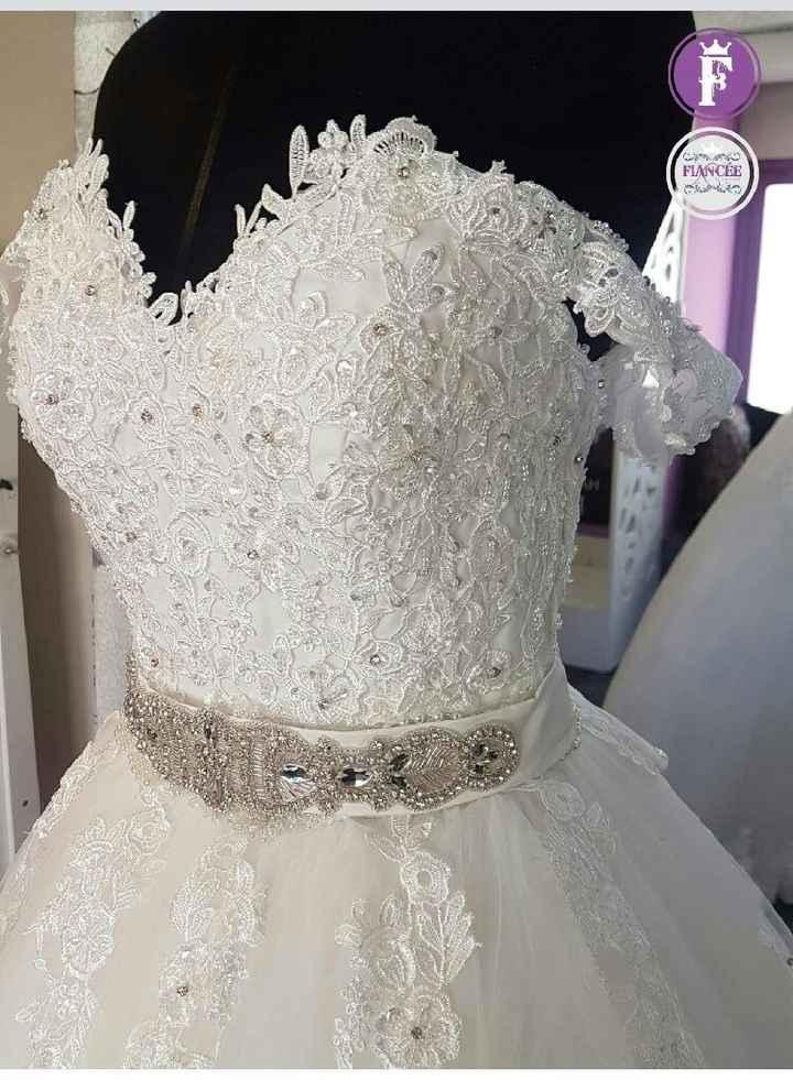 Mi vestido principal de novia - 1