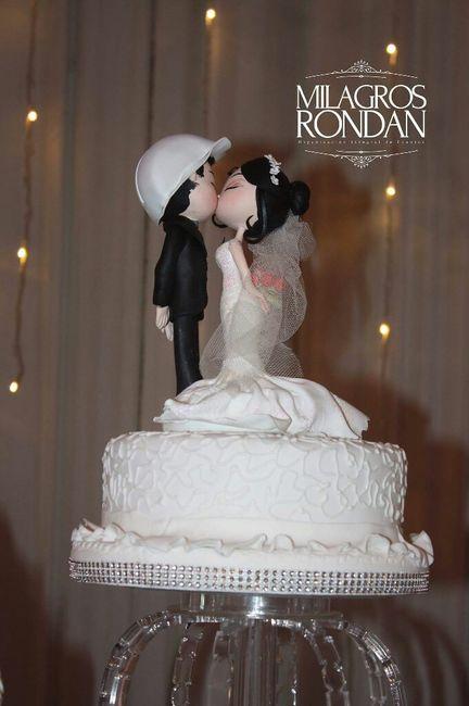 Robar el muñeco de torta - 1