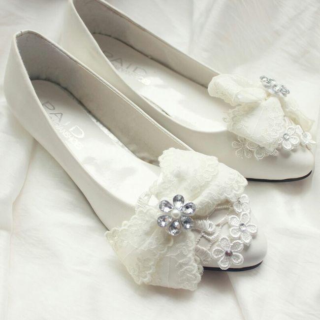 Balerinas para novias - 5
