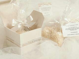 Bolsitas de arroz para bodas - 8