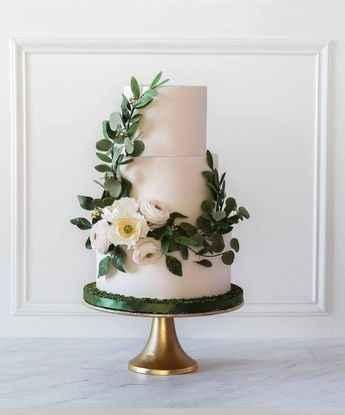 ¿Cómo será tu torta de boda? - 1