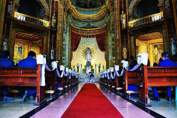 Iglesias en Lima para casarse - 1