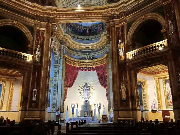 Iglesias en Lima para casarse - 2