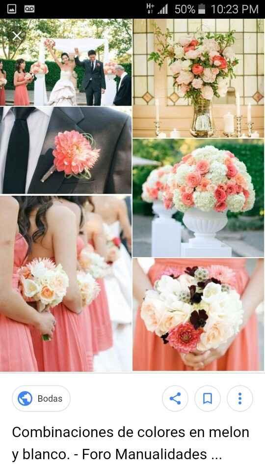 Descubre el COLOR perfecto para tu matrimonio ¡LOS RESULTADOS! - 1