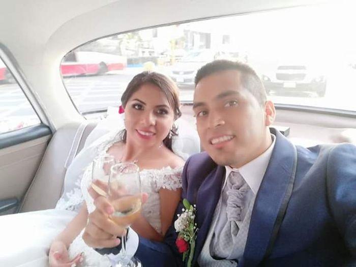 Oficialmente casada 1