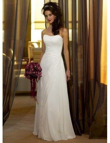 novias sin vestido de novia – vestidos de noche