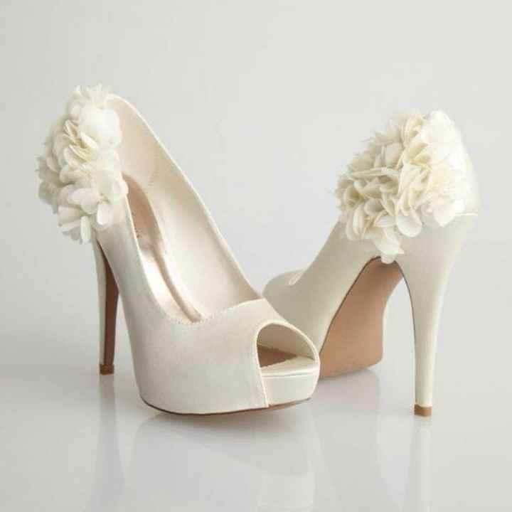 Tocado y zapatos!!! - 1