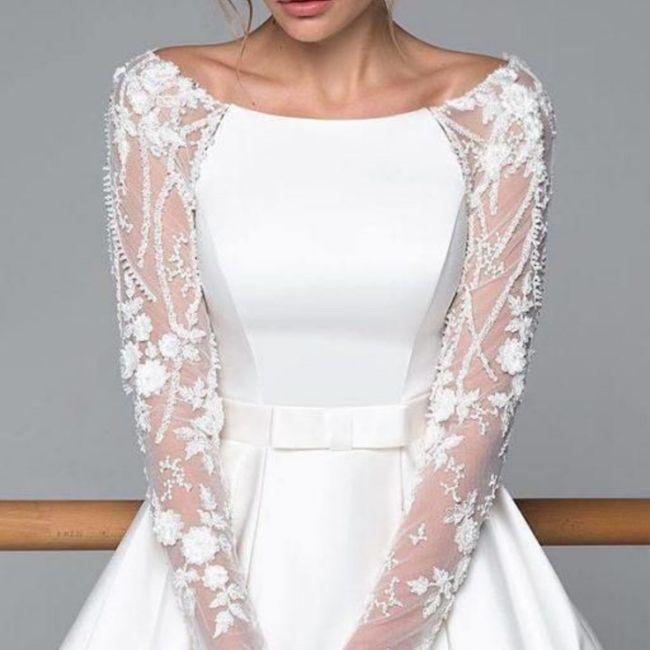 Mi vestido de futura esposa - 1