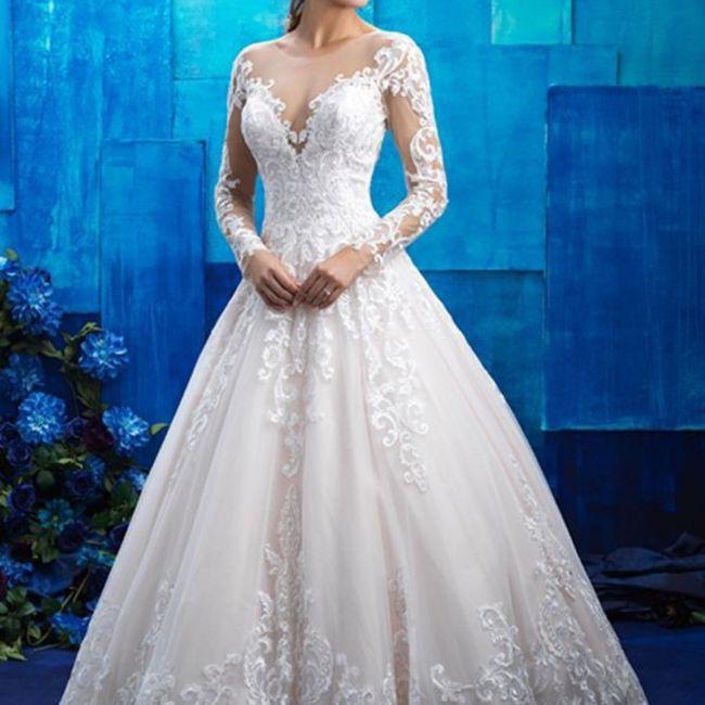 Mi vestido de futura esposa - 2