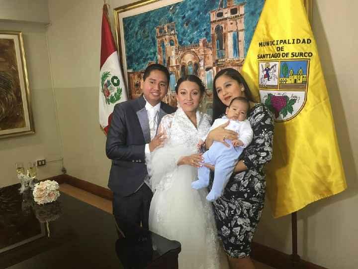 Nuestra fiesta de matrimonio +sophia y misael - 1