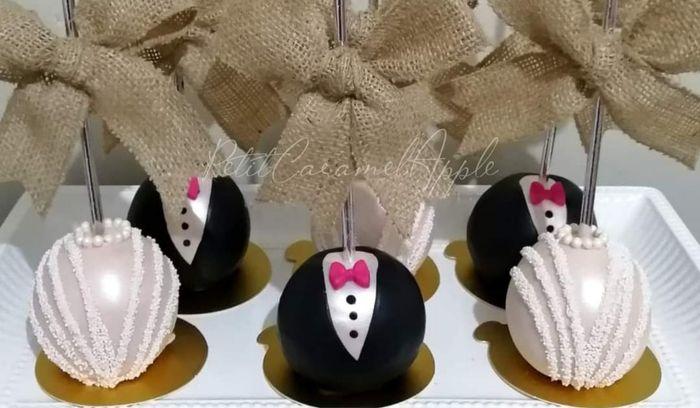 Urge dulces decorar mesa 1