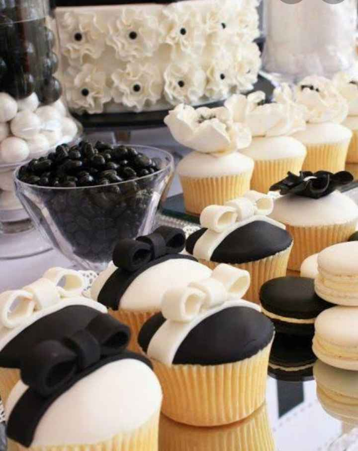 Urge dulces decorar mesa - 3