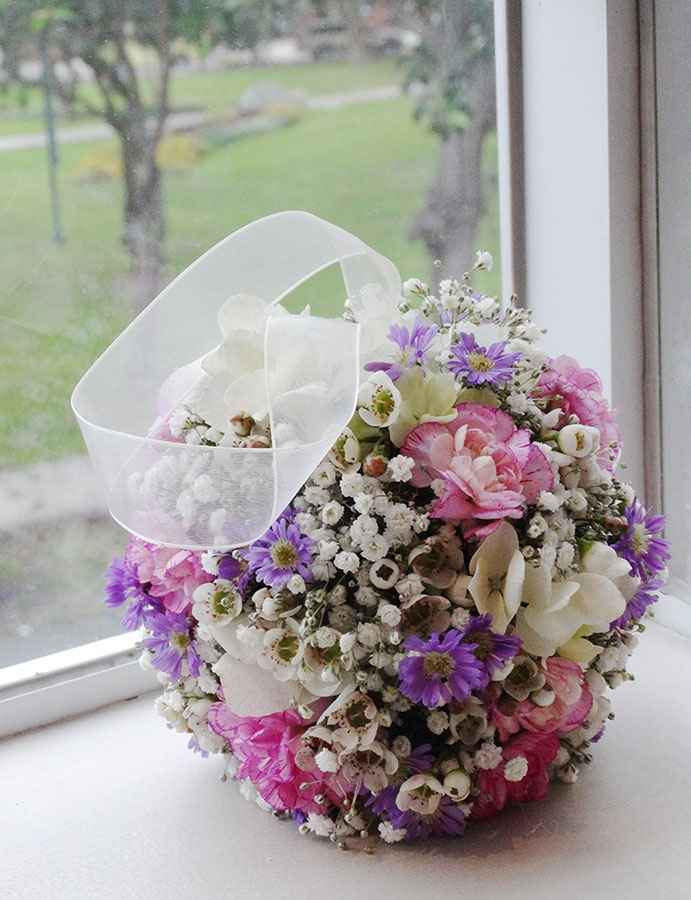 Slam: matrimonio.com.pe:  Cómo es o cómo te gustaría que fuera tu bouquet te novia? - 2