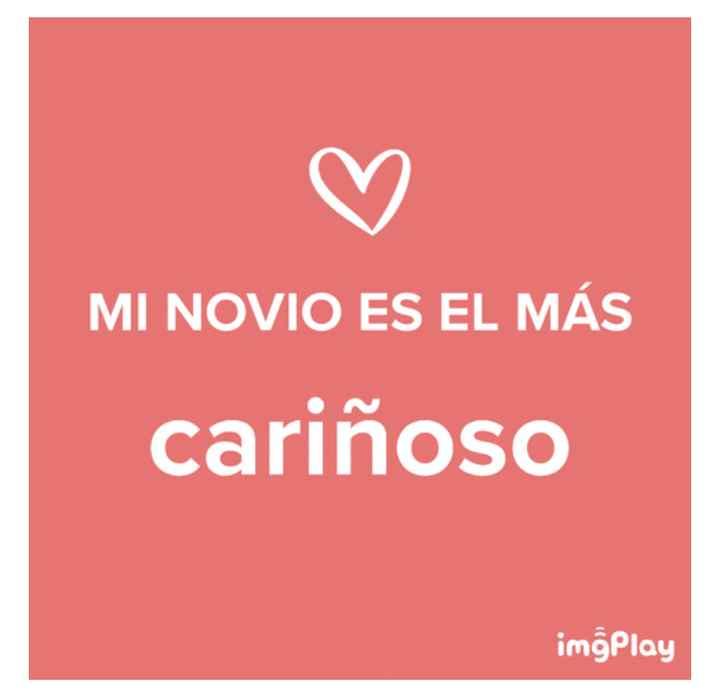 Mi novio es el más ___  ¡Vamos a jugaaar!  🎲 - 1