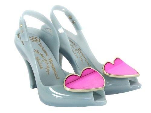 Zapatos corazón Melissa-Viviene Westwood 2