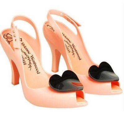Zapatos corazón Melissa-Viviene Westwood 3