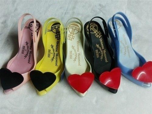 Zapatos corazón Melissa-Viviene Westwood 5
