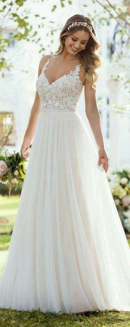 Matrimonio Civil: ¡El Vestido de Novia! 2