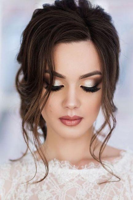 Matrimonio Civil: ¡El Maquillaje de Novia Civil! 1