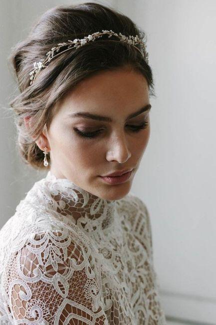 Matrimonio Civil: ¡El Peinado de Novia Civil! 1