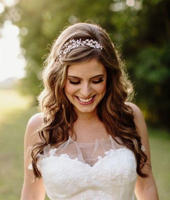 Matrimonio Civil: ¡El Peinado de Novia Civil! 3