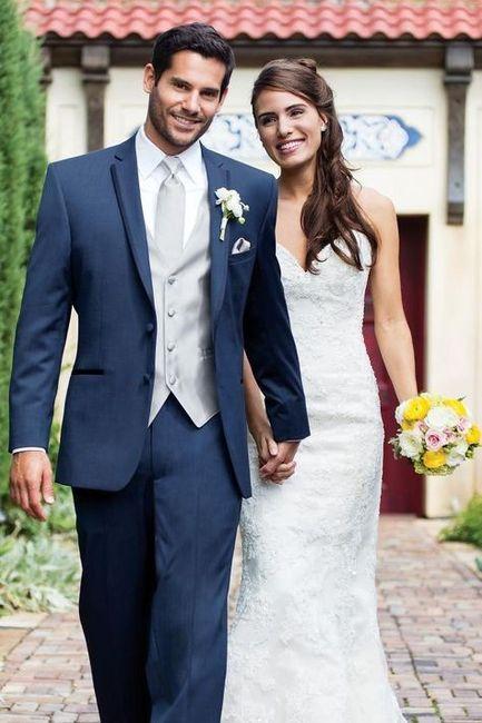 Matrimonio Civil: ¡El Traje de Novio Civil! 1