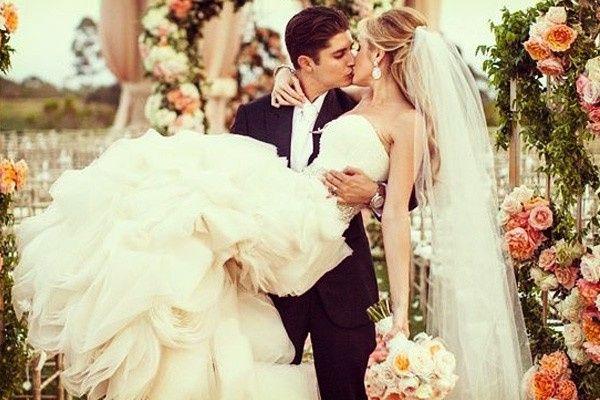 Cargar a la novia ¿Acepto o no acepto? 1