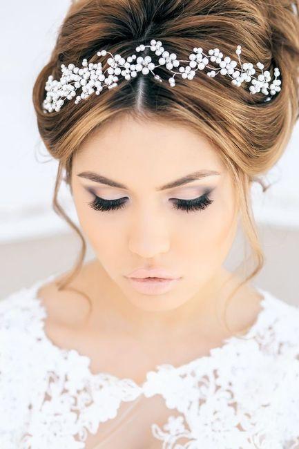 4 novias, 4 estilos - El maquillaje 2
