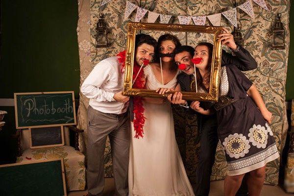 4 novias, 4 estilos - El photocall 3