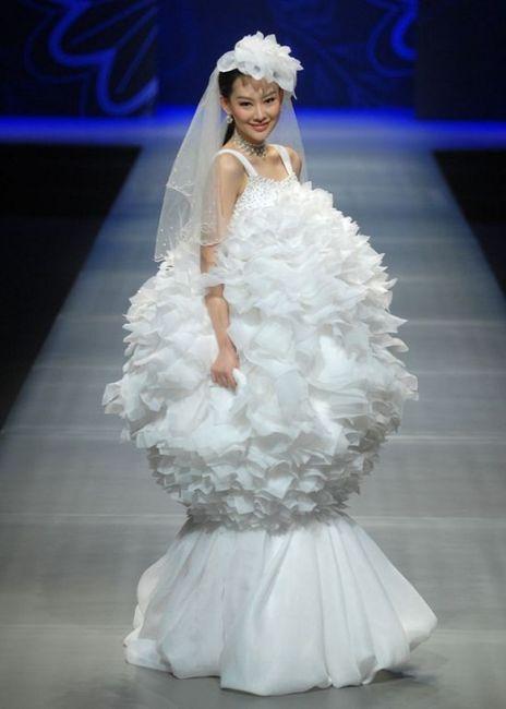 El Top 10 De Los Vestidos Más Feos