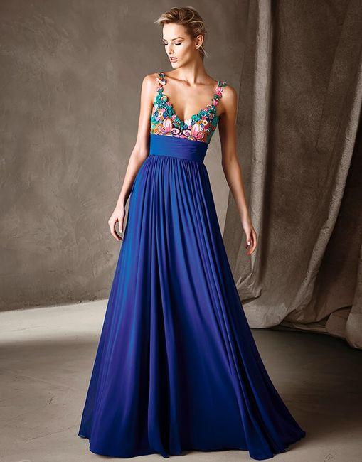 Vestidos para invitadas ¿Cuál te gusta más? 1